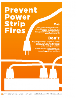 Power Strip Poster 11×17