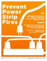 Power Strip Poster 8.5×11