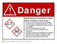 Hydrofluoric Acid (HF) Danger